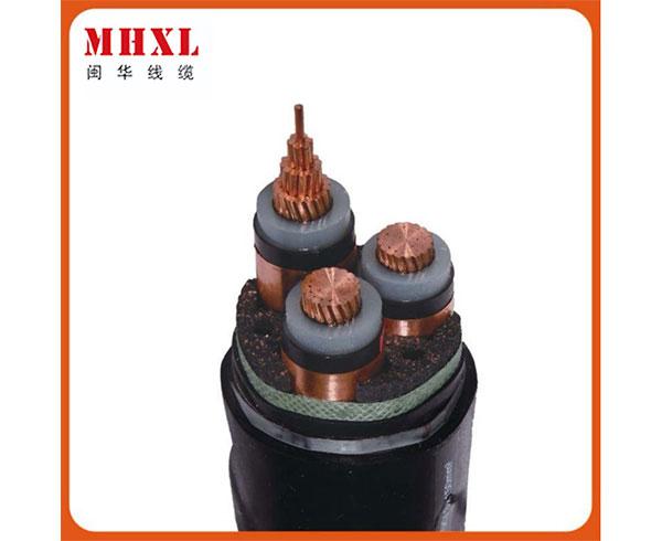 YJV 8.7/15KV 中压铜芯电缆
